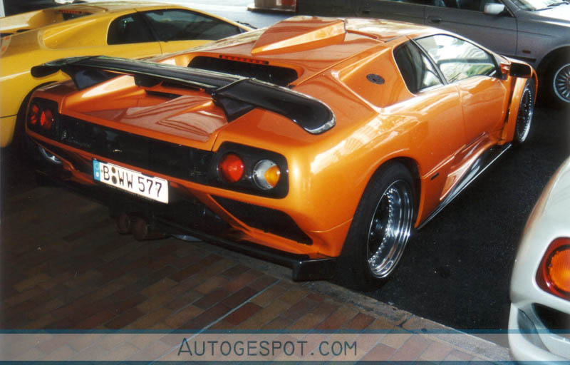 lamborghini diablo gt 10 maart 2008 autogespot. Black Bedroom Furniture Sets. Home Design Ideas