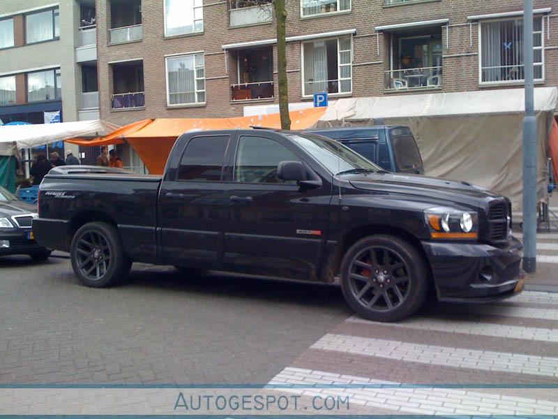 dodge ram srt 10 quad cab night runner 13 april 2008 autogespot. Black Bedroom Furniture Sets. Home Design Ideas