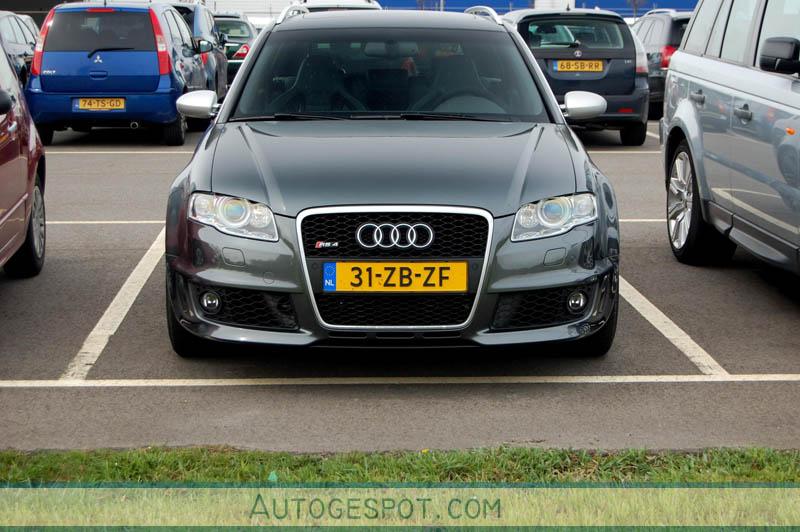 Review Audi Rs4 Avant B7