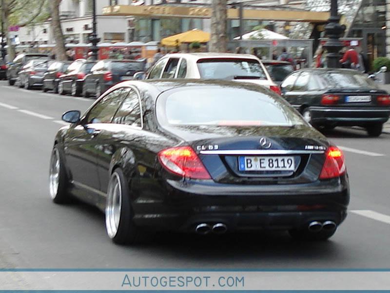 Mercedes Benz Cl 63 Amg C216 4 Mai 2008 Autogespot