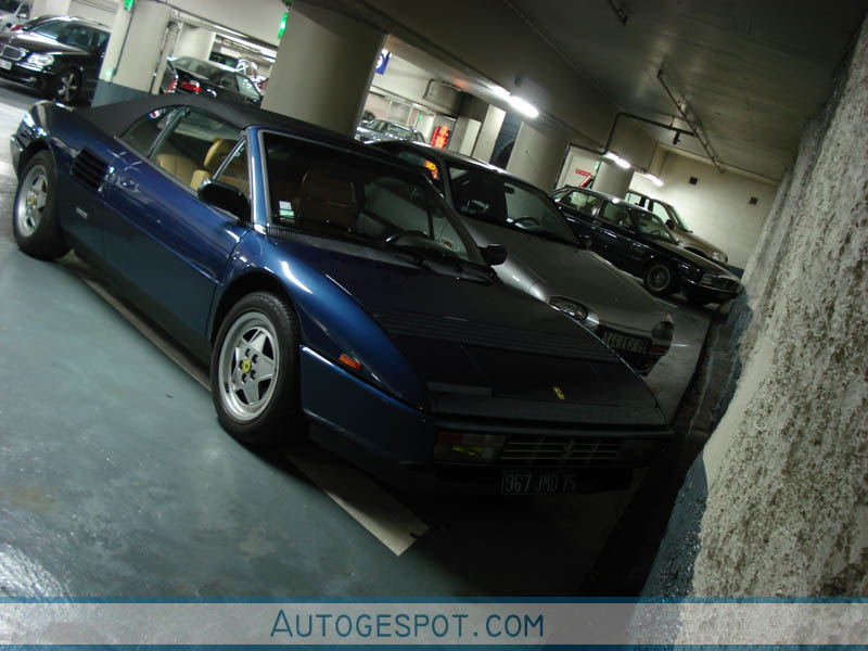 ferrari mondial t cabriolet 6 mai 2008 autogespot. Black Bedroom Furniture Sets. Home Design Ideas