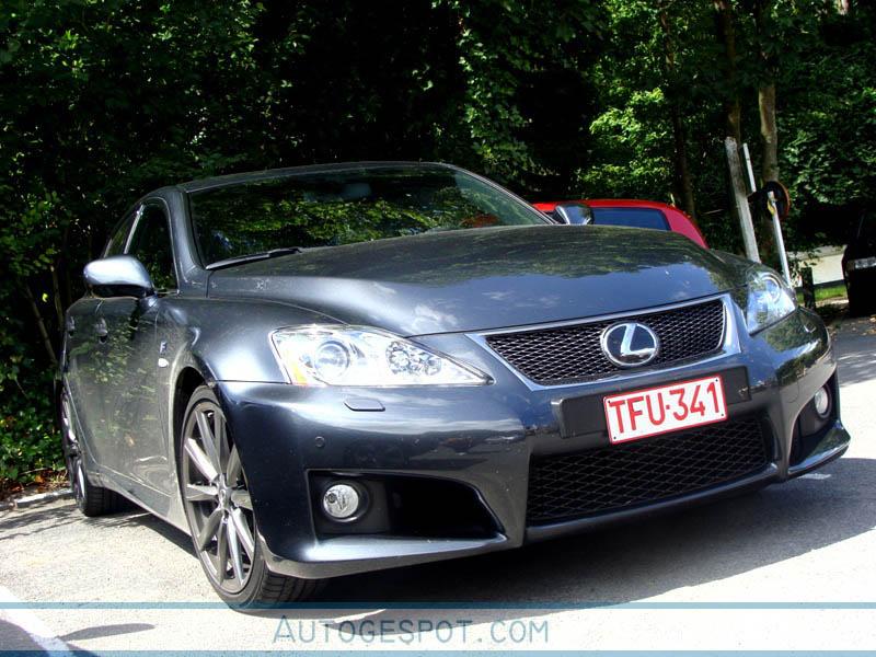 Lexus IS-F - 12 July 2008 - Autogespot