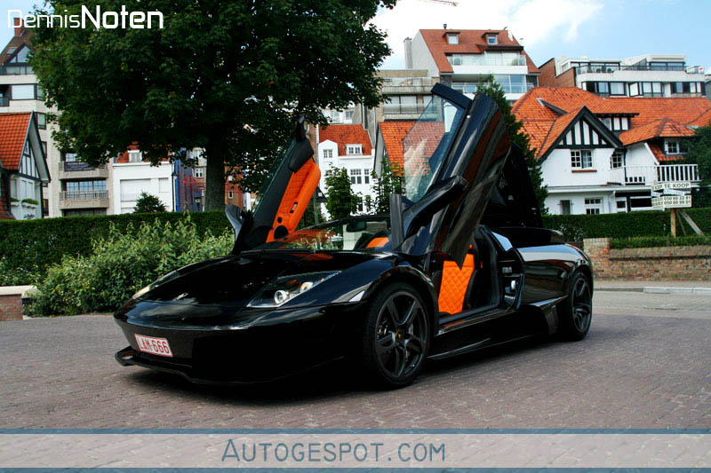lamborghini murcielago lp640 roadster 1 augustus 2008 autogespot. Black Bedroom Furniture Sets. Home Design Ideas