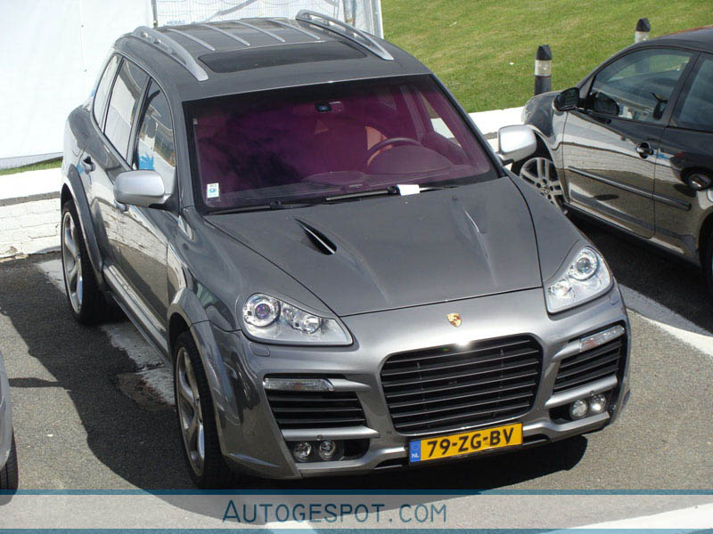 Porsche Cayenne Techart Magnum 2007 2 August 2008 Autogespot