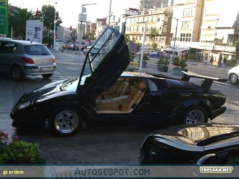 lamborghini countach 25th anniversary 20 august 2008 autogespot. Black Bedroom Furniture Sets. Home Design Ideas
