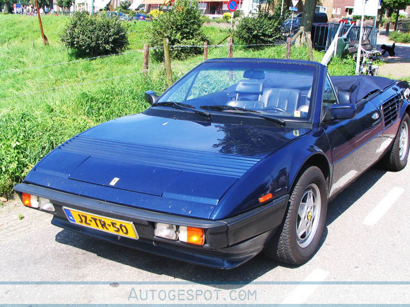 ferrari mondial 8 cabriolet 1 september 2008 autogespot. Black Bedroom Furniture Sets. Home Design Ideas