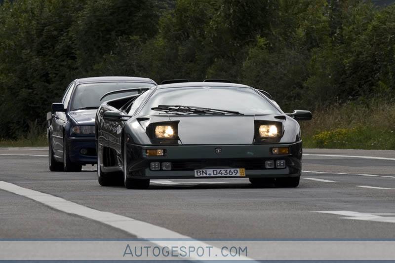 Lamborghini Diablo Se30 Jota 21 September 2008 Autogespot