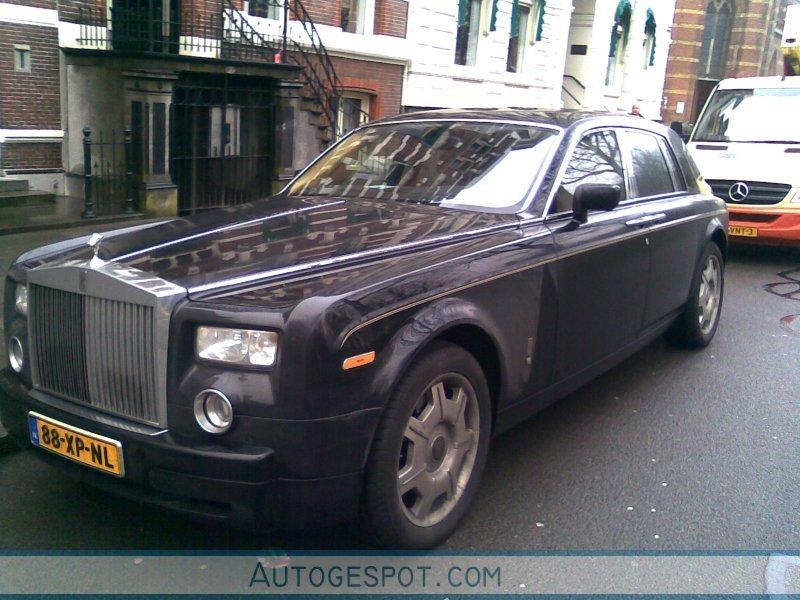 Rolls-Royce Phantom - 17 december 2008 - Autogespot