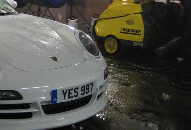 Porsche 997 Techart Carrera S Cabriolet MkI
