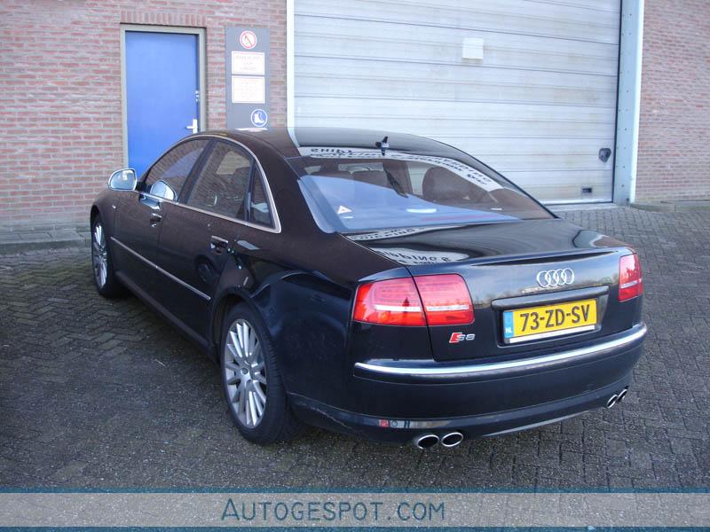 Audi S8 D3 - 8 februari 2008 - Autogespot