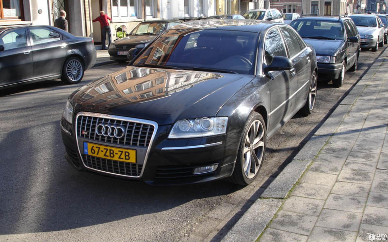 Audi S8 D3 - 15 februari 2008 - Autogespot