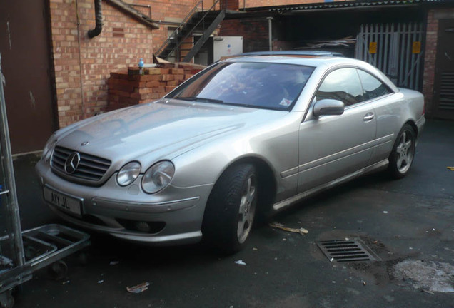 Mercedes-Benz CL 55 AMG C215