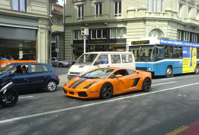 Lamborghini Gallardo Le Mans Edition