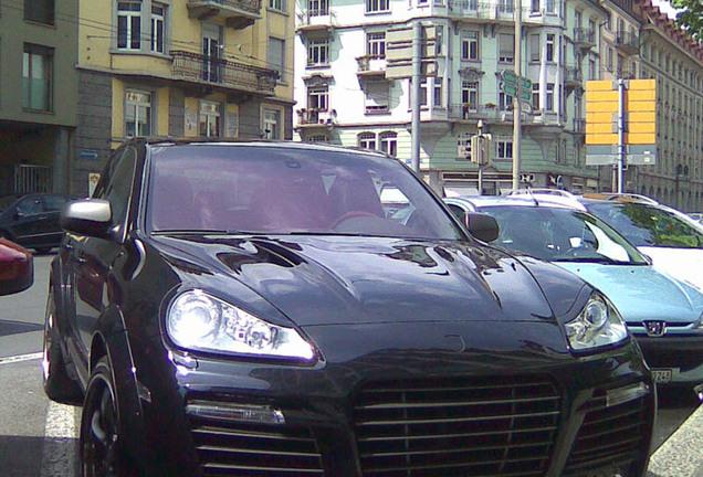 Porsche Cayenne Techart Magnum 2007