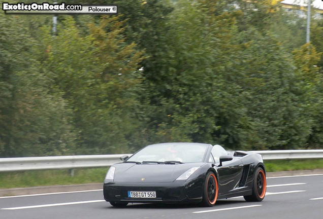 Lamborghini Gallardo Spyder Edo Competition