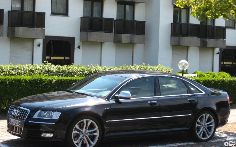 Kelebihan Audi S8 2008 Review