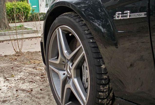 Mercedes-Benz C 63 AMG W204