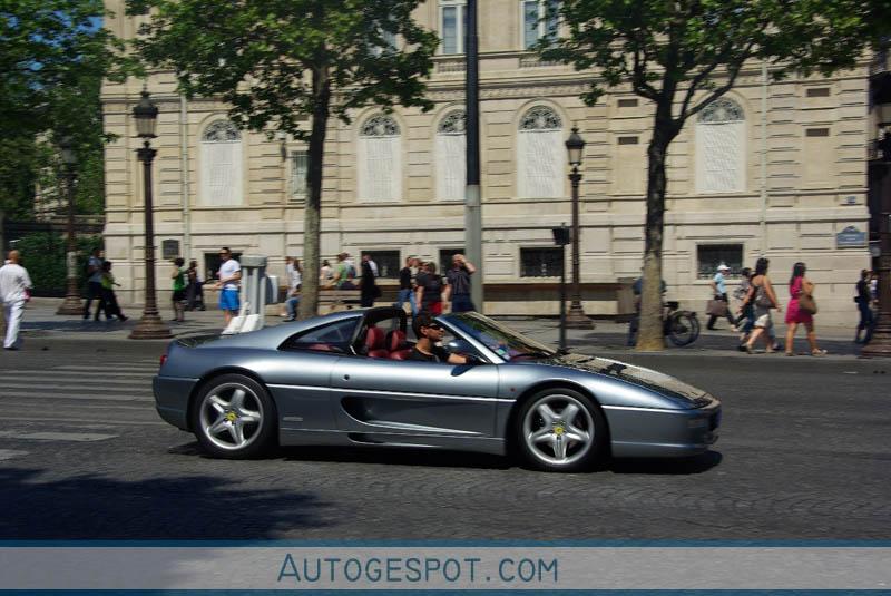 Ferrari F355 GTS 1
