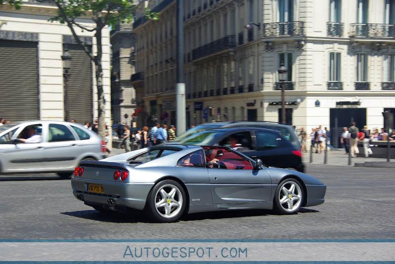 Ferrari F355 GTS 2
