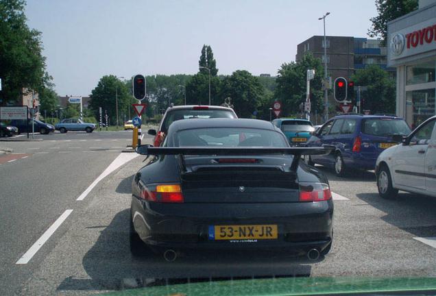 Porsche Manthey 996 GT3 M410