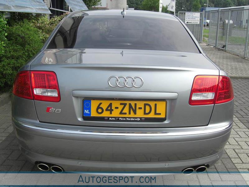 Audi S8 D3 - 5 juni 2008 - Autogespot