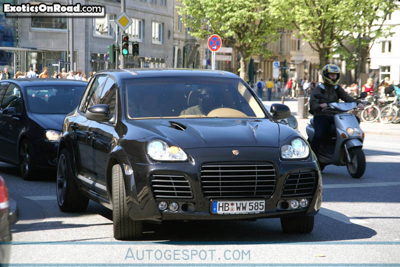 Porsche Cayenne Techart Magnum 2003 5 June 2008 Autogespot
