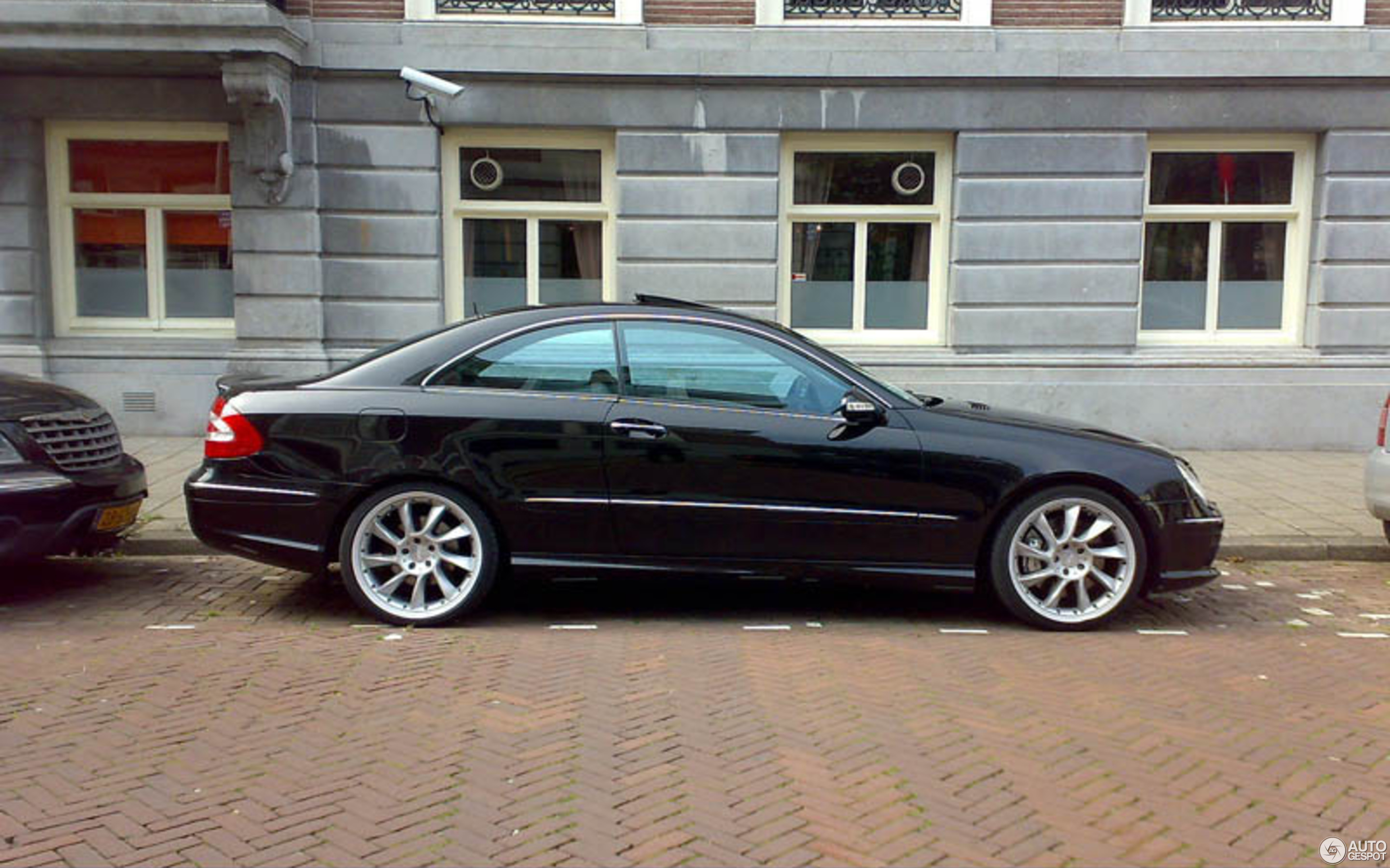 Mercedes Benz Clk 55 Amg 7 June 2008 Autogespot