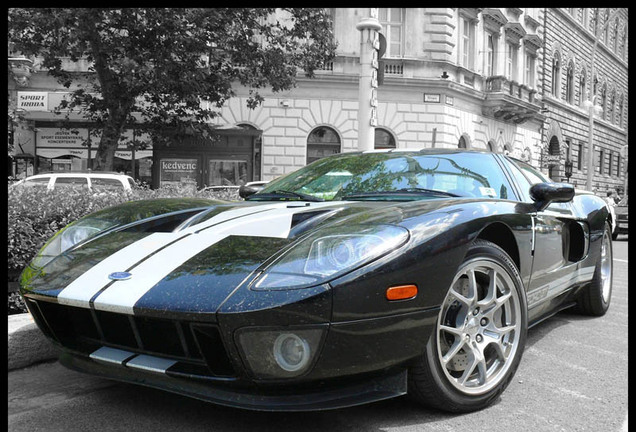 Ford GT Heffner's Performance