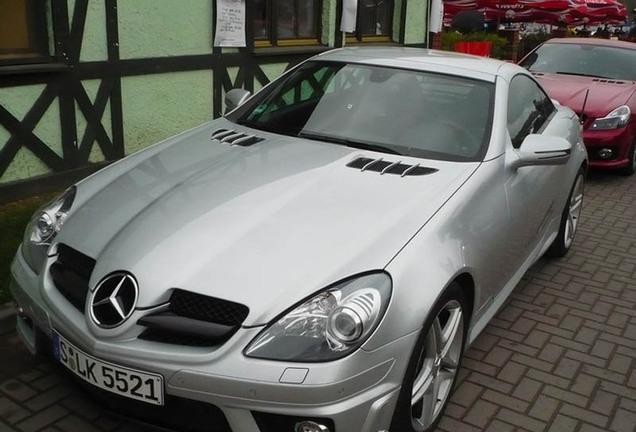 Mercedes-Benz SLK 55 AMG R171 2007