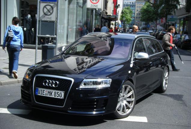 Audi RS6 Avant C6
