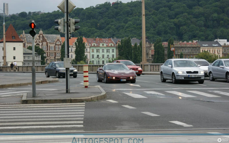 Chevrolet Corvette C5 Convertible 50th Anniversary