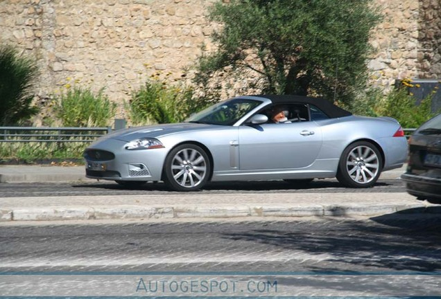 Jaguar XKR Convertible 2006