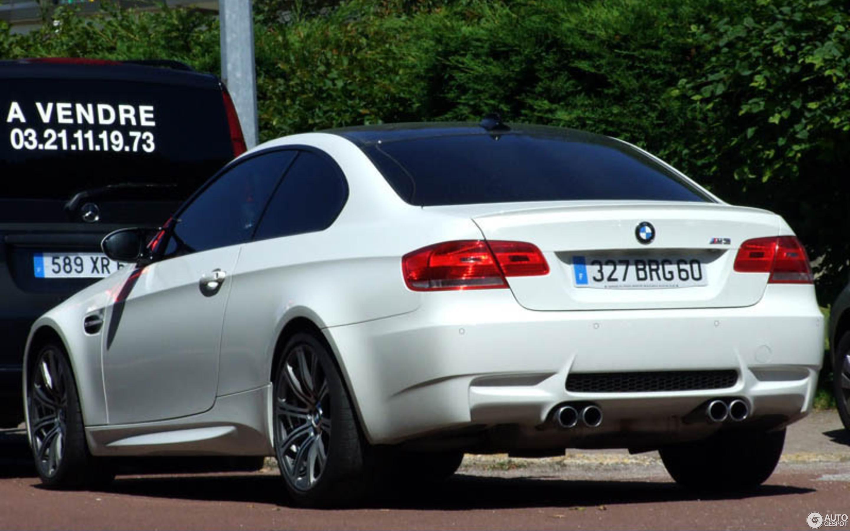Bmw M3 A Vendre >> Bmw M3 E92 Coupe 2 August 2008 Autogespot