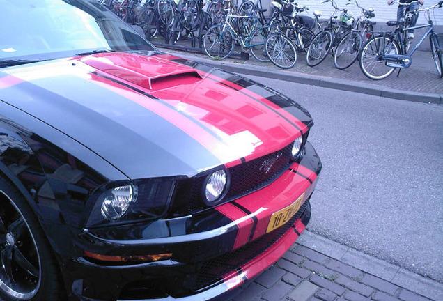 Ford Mustang GT Boss 281