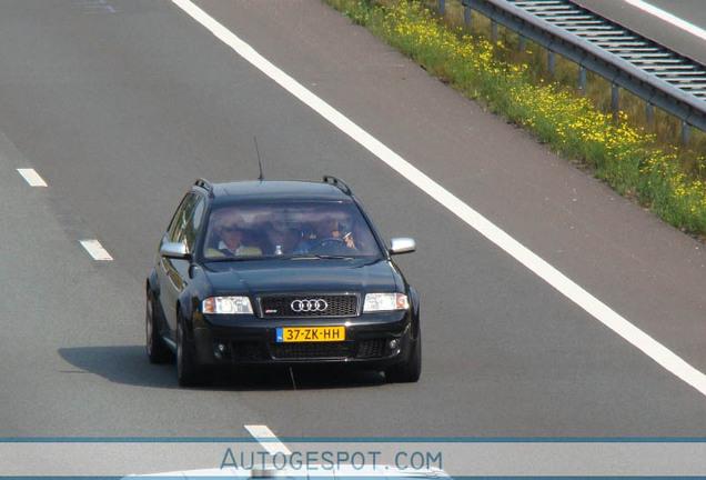 Audi RS6 Plus Avant C5