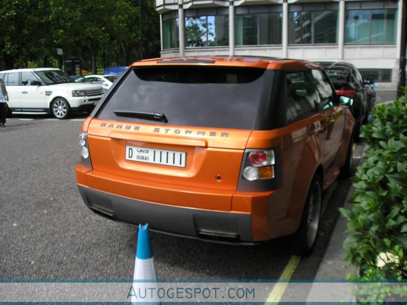 land rover range stormer 11 august 2008 autogespot