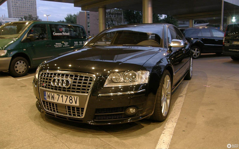 Audi S8 D3 - 23 augustus 2008 - Autogespot