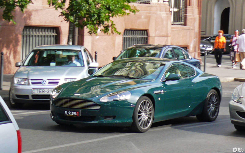 Aston Martin Db9 1 September 2008 Autogespot