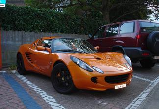 Lotus Elise S 40th Anniversary