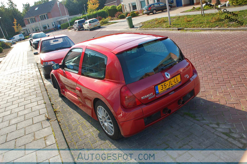 renault clio v6 18 septembre 2008 autogespot. Black Bedroom Furniture Sets. Home Design Ideas