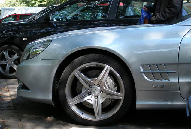 Mercedes-Benz SL 600 R230 2009