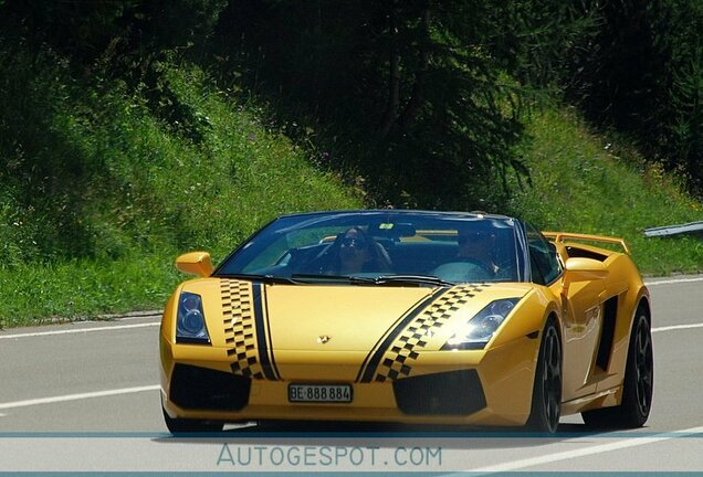 Lamborghini Gallardo Spyder Affolter
