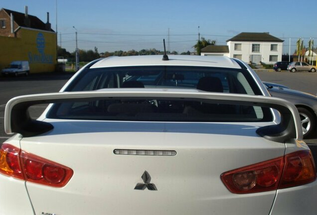 Mitsubishi Lancer Evolution X RS