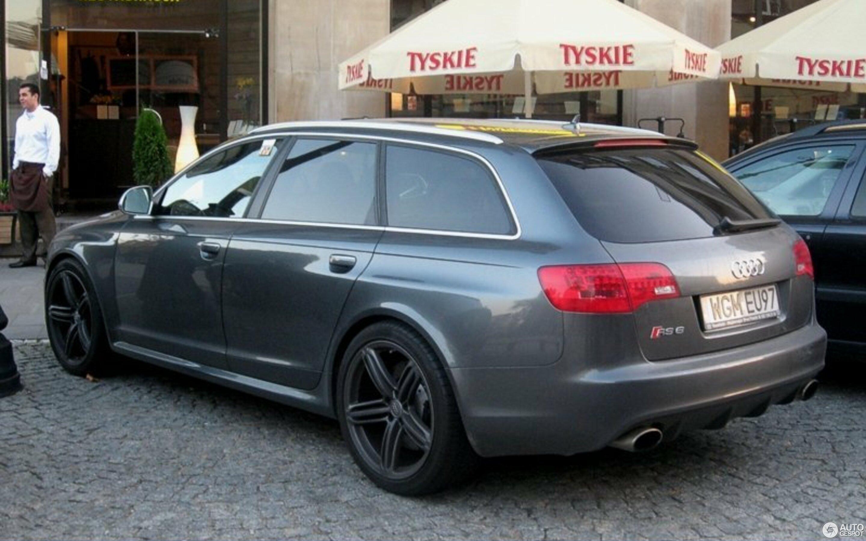 Kelebihan Kekurangan Audi Rs6 2008 Spesifikasi