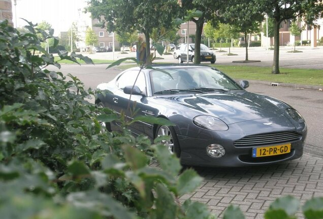 Aston Martin DB7 Anniversary Edition