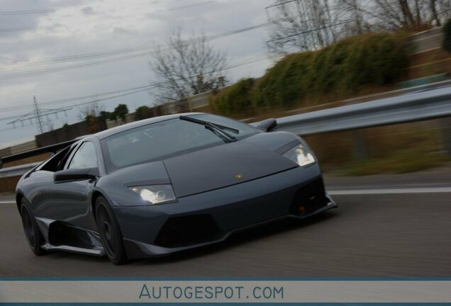 Lamborghini Murciélago LP640 BF Performance GTR-660