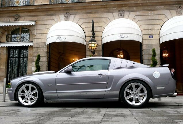 Ford Mustang MT-G