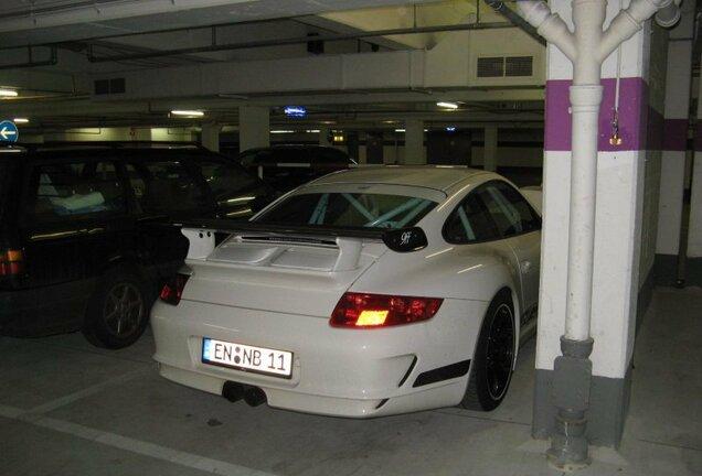 Porsche 9ff GTurbo 750